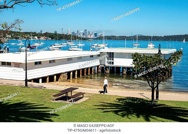 Australia, Sydney, the Watson Bay Yacht Club