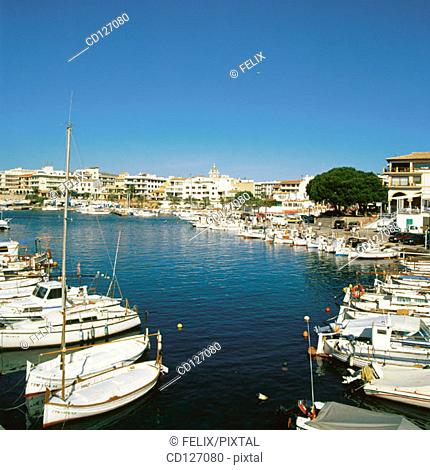 Cala Ratjada. Majorca. Balearic Islands. Spain