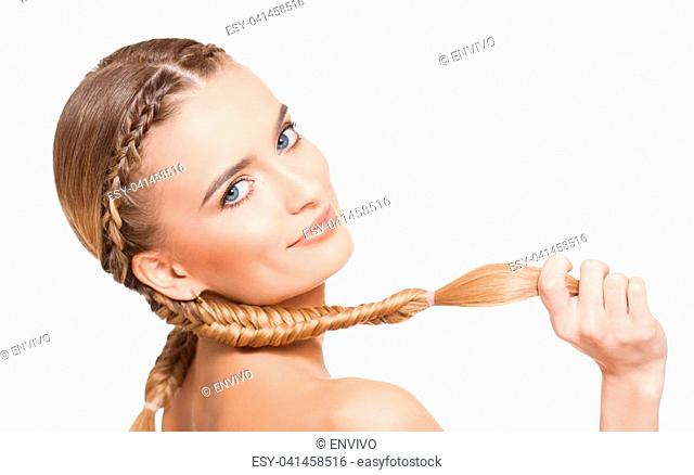 French Haircut Stock Photos And Images Age Fotostock