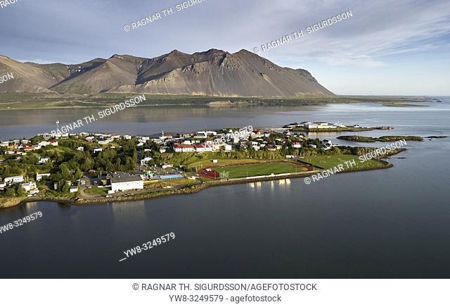 Borgarnes, Western Iceland
