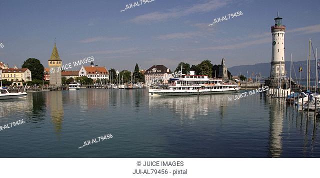 Harbor in Germany
