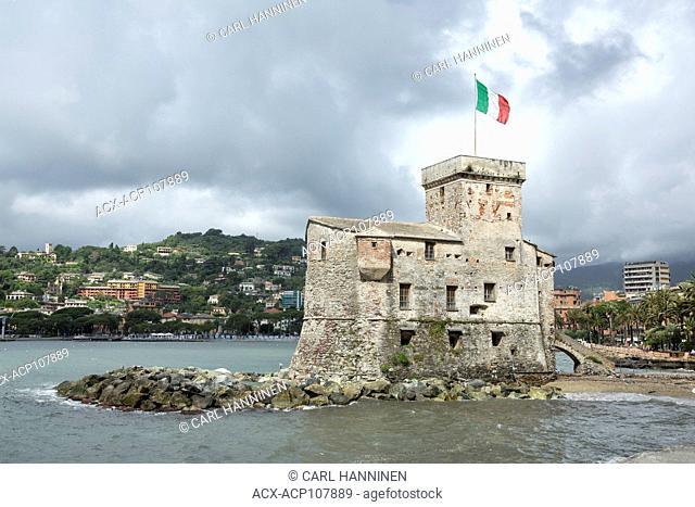 Castello sul Mare (1550), Rapallo, Italy