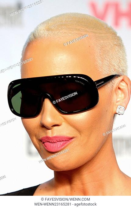 VH1 Big In 2015 With Entertainment Weekly Awards - Arrivals Featuring: Amber Rose Where: Los Angeles, California, United States When: 15 Nov 2015 Credit:...