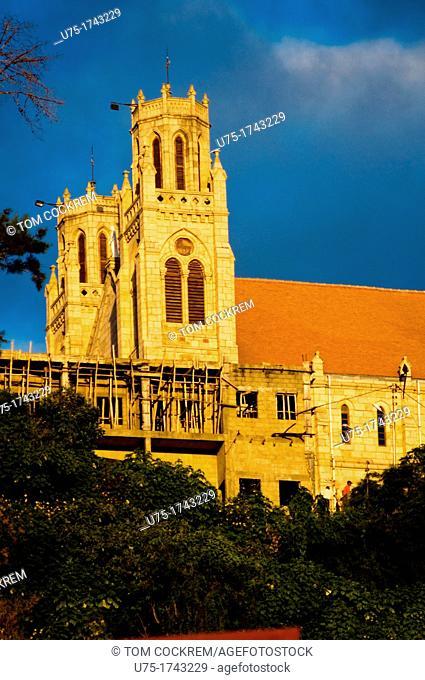 Amboninampamarinana Church, Antananarivo, Madagascar