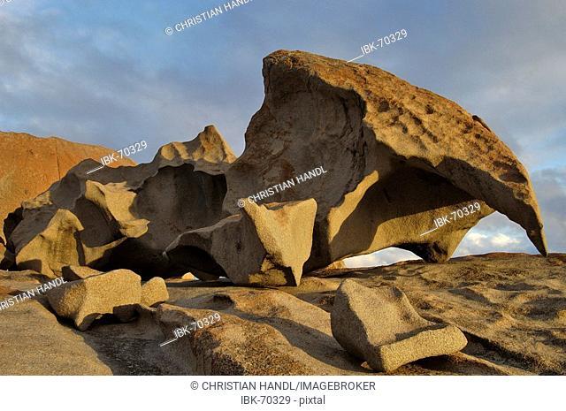 Remarkable Rocks on Kangaroo Island Australia