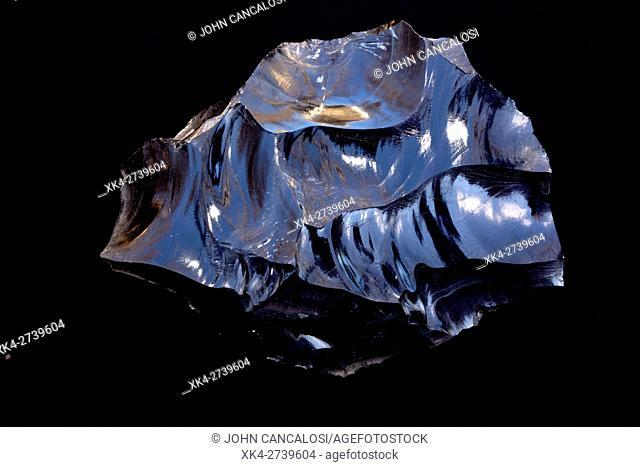 obsidian, California