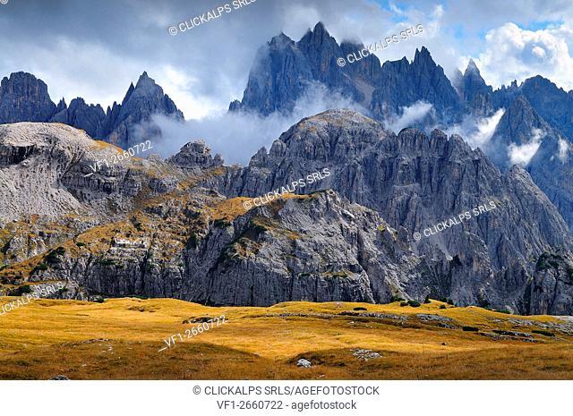 Cadini,Auronzo,Cadore,dolomites,alps,veneto,italy