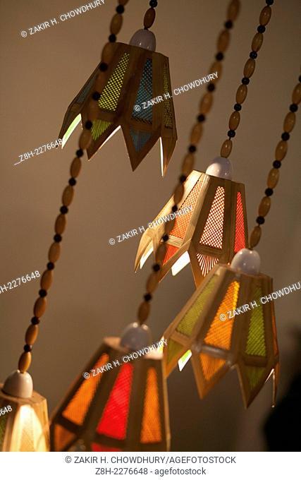 Handmade lighting product in Bangladesh