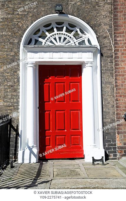 Door, Dublin, Leinster, Ireland
