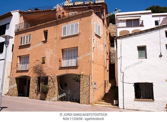 Sa Tuna Spain, Catalunya, Girona province, Baix Empordà, Begur