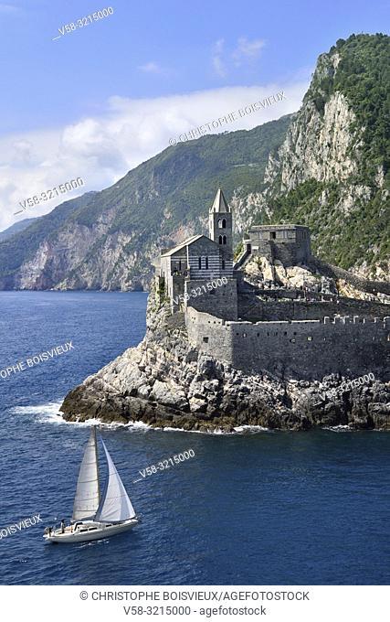 Italy, Liguria, World Heritage Site, Porto Venere,
