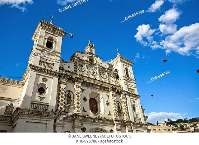 Church of Santa Maria de los Dolores, Tegucigalpa, Honduras