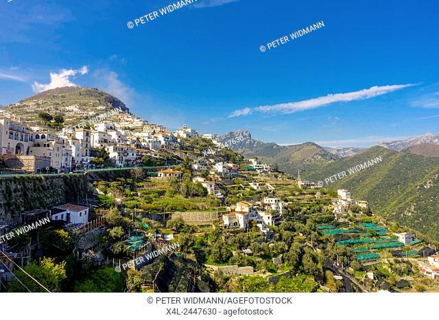 Ravello, Amalfitana, Amalfi coast, Italy