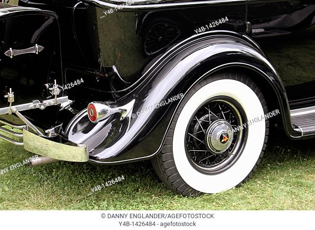 Antique Car from the 1930's