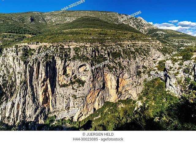 Gorges Du Verdon, Grand Canyon du Verdon, France