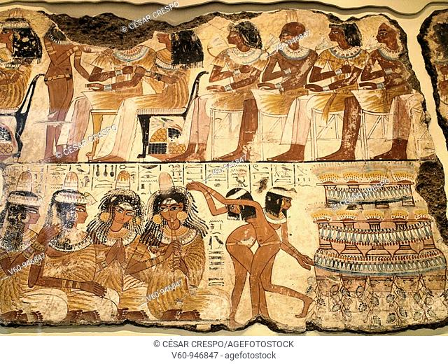 -Paints Egiptians-