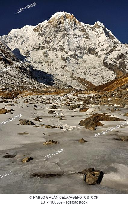 Annapurna South 7219 m