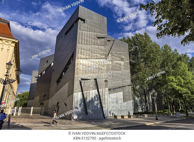 Judisches Museum, Jewish Museum (1999), Berlin, Germany