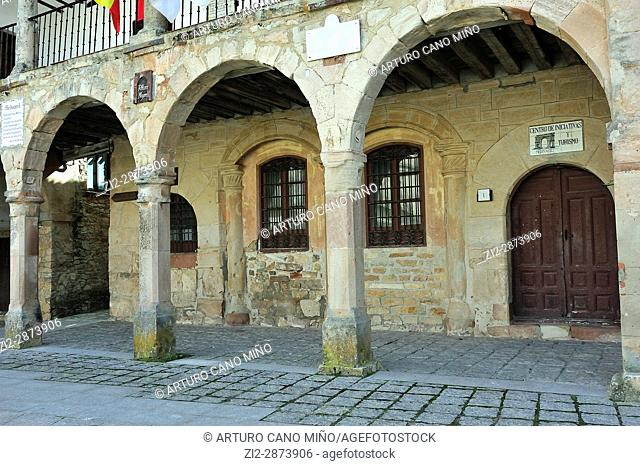 The Alhóndiga, XVIth century. Medinaceli, Soria province, Spain