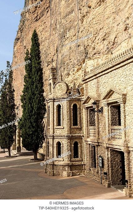 Spain, Murcia region, Calasparra, Virgen de la esperanza sanctuary