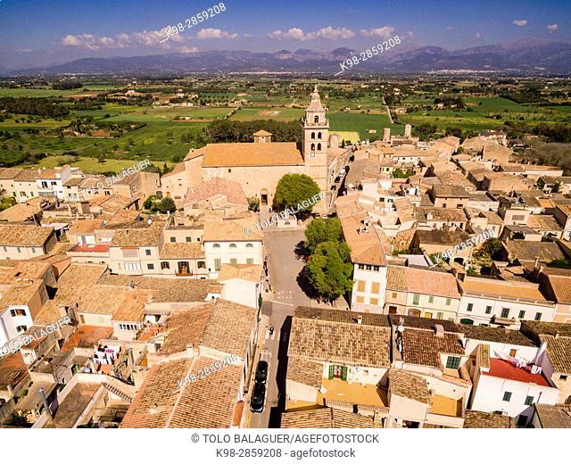 Sencelles, Mallorca, balearic islands, spain, europe