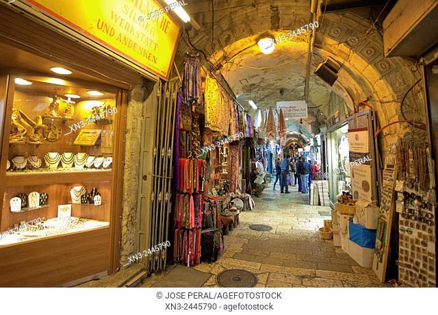 Old City, Jerusalem, Israel