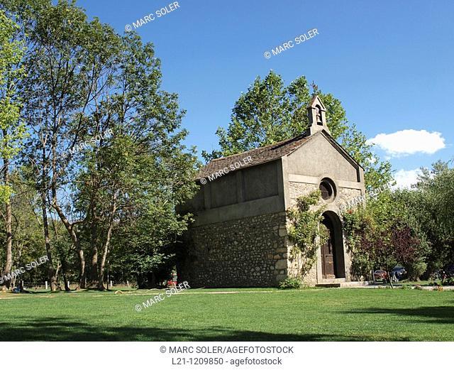 Chapel, Llívia, Cerdanya, Girona province, Catalonia, Spain