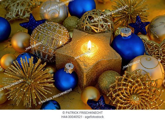 Weihnachtsdekoration, Schweiz