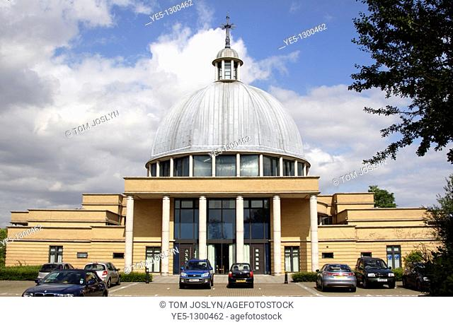 Church of christ, the cornerstone Milton Keynes, Buckinghamshire, England, UK