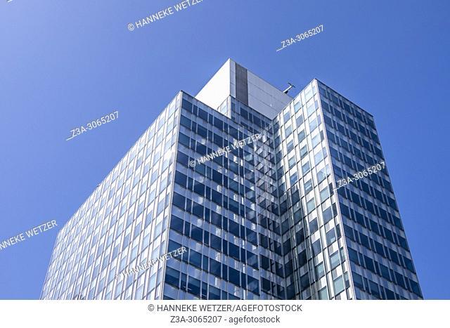 Zenith building, Brussels, Belgium, Europe