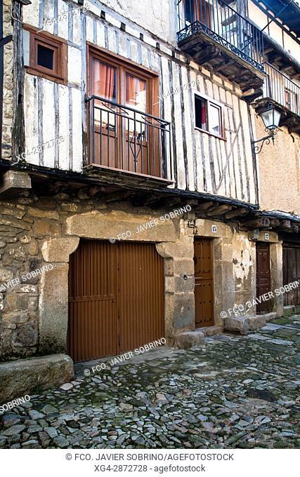 La Alberca - Salamanca - Castilla-León - España - Europa