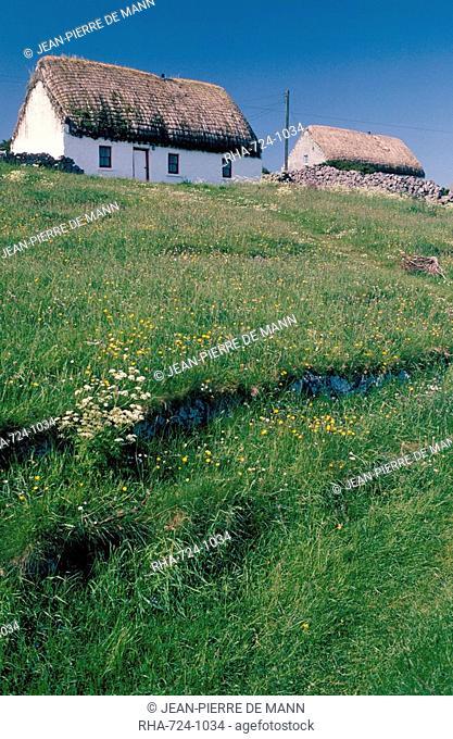 Inishmore Inishmor, Isles of Aran, Eire Ireland, Europe