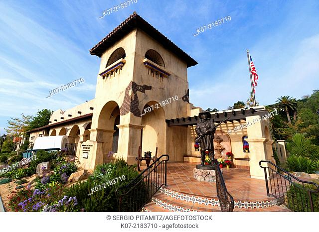 Mormon Battalion Historic Site, Old Town, San Diego, California, USA