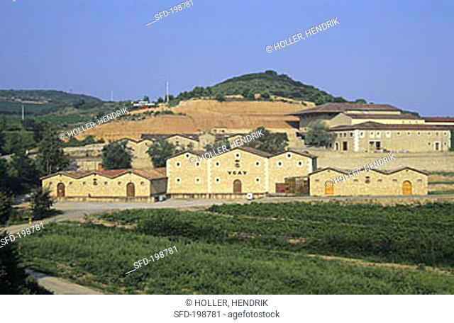 The Bodegas Marques De Murrieta Stock Photos And Images Age Fotostock