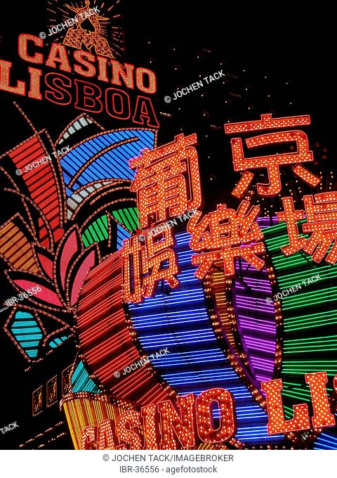 MAC, Macau: Macau wants to be the new Vegas. Casinos as the Lisboa have been there for decades; now the West's gambling companies are trying to stake their...