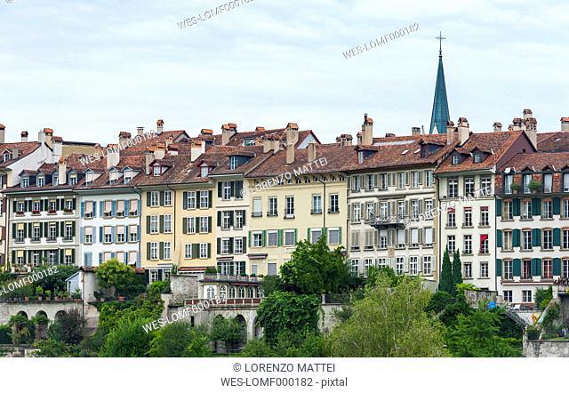 Switzerland, Bern, historic old town