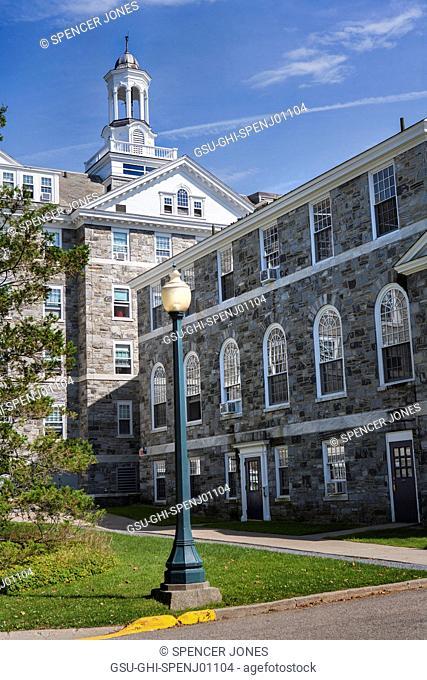 Hepburn Hall, Middlebury College, Middlebury,Vermont, USA