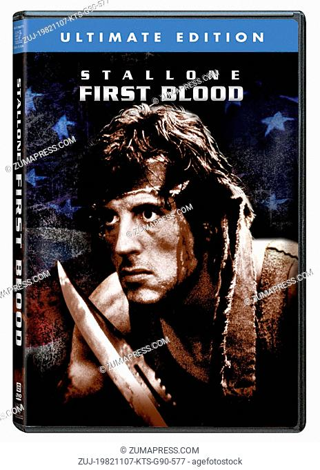 RELEASE DATE: October 22, 1982 MOVIE TITLE: First Blood DIRECTOR: Ted Kotcheff STUDIO: Elcajo Productions PLOT: A Vietnam Veteran uses his combat skills against...