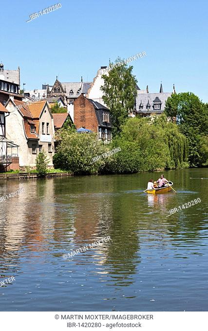 Marburg an der Lahn, Hesse, Germany, Europe