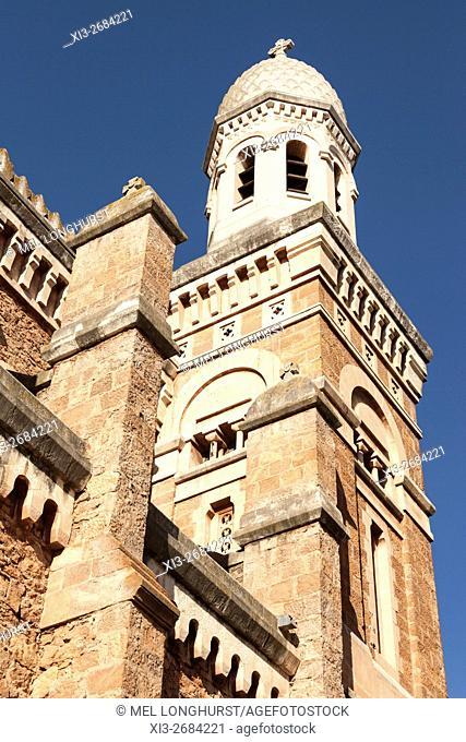 Notre Dame De La Victoire Basilica, Saint Raphael, Cote D'Azur, France