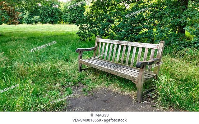 Hyde Park, London, England, UK
