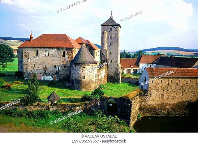 Svihov castle, Czech republic