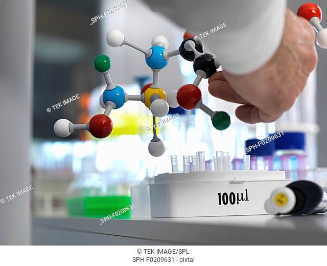 Chemistry research