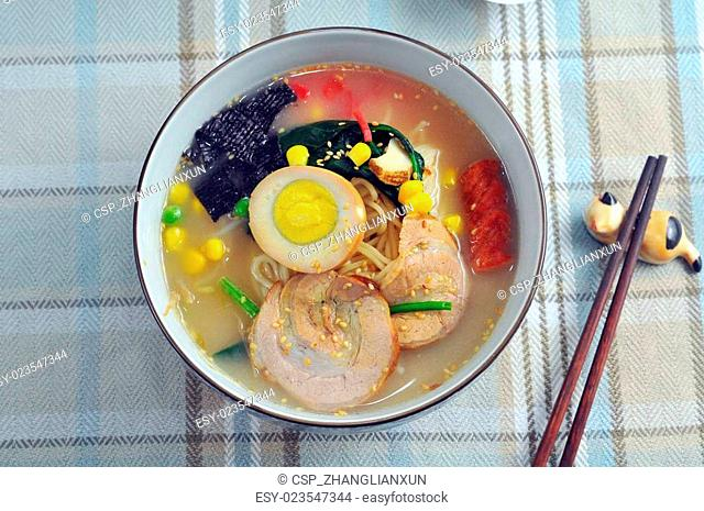 Japanese Hand-Pulled Noodle