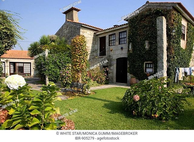 Country hotel near Vila Nova de Anha, near Viana do Castelo, Minho area, North Portugal region, Portugal, Europe