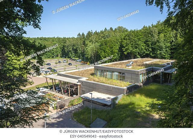 Forester's house Prora, Rügen, Mecklenburg-Vorpommern, Deutschland, Europe