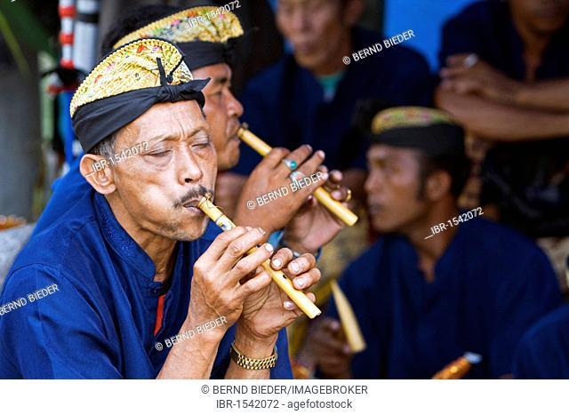 Gamelan orchestra, Bali, Indonesia, Southeast Asia