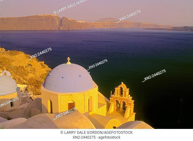 Agios Nikolaos Church. Santorini, Greece