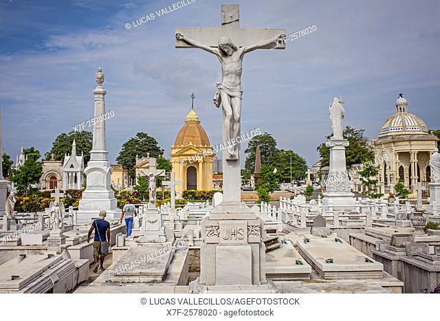 Cementerio Cristobal Colon, Colon Cemetery, La Habana, Cuba