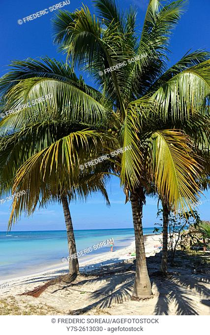 Maria la Gorda beach in the Pinar del Rio province of Cuba